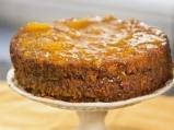 Морковен кейк с портокалов мармалад